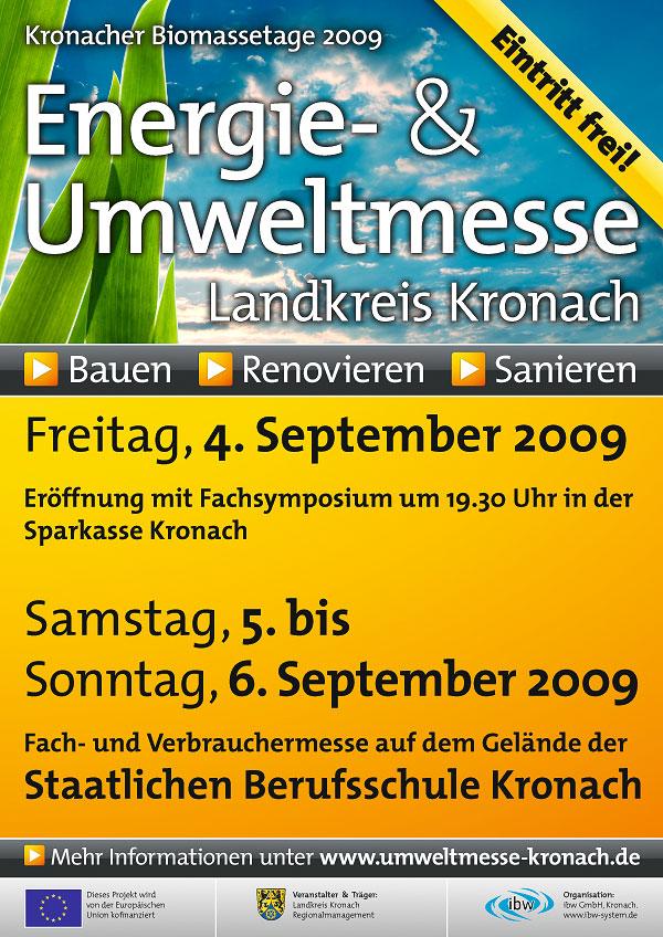 Umweltmesse 2009